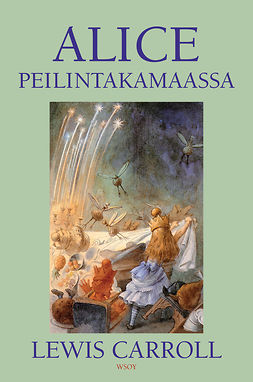 Carroll, Lewis - Alice Peilintakamaassa, ebook
