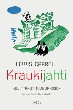Carroll, Lewis - Kraukijahti, ebook