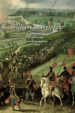 Shakespeare, William - Henrik VI: Toinen osa, ebook