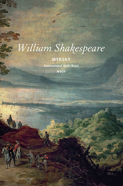 Shakespeare, William - Myrsky, e-bok