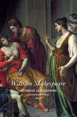 Shakespeare, William - Antonius ja Kleopatra, e-bok