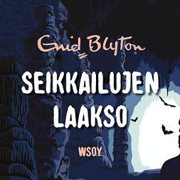 Blyton, Enid - Seikkailujen laakso, audiobook