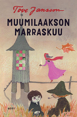 Jansson, Tove - Muumilaakson marraskuu, ebook