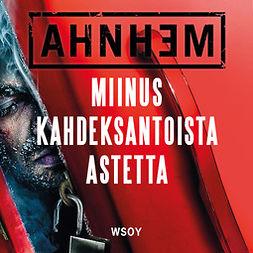 Ahnhem, Stefan - Miinus kahdeksantoista astetta, audiobook