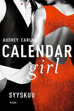 Carlan, Audrey - Calendar Girl. Syyskuu, ebook