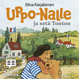 Karjalainen, Elina - Uppo-Nalle ja setä Tonton, äänikirja