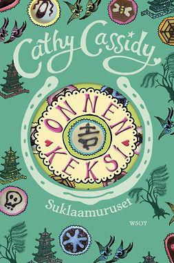 Cassidy, Cathy - Onnenkeksi, e-bok