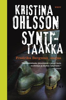 Ohlsson, Kristina - Syntitaakka, e-kirja