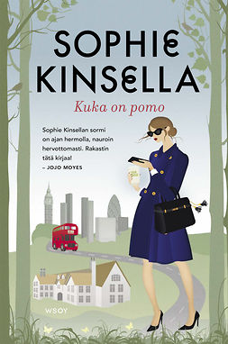 Kinsella, Sophie - Kuka on pomo, e-kirja