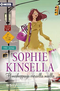 Kinsella, Sophie - Himoshoppaaja vierailla mailla: Himoshoppaaja 2, ebook