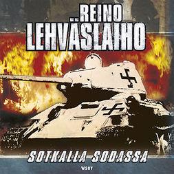 Lehväslaiho, Reino - Sotkalla sodassa, äänikirja