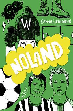 Heinonen, Sanna - Noland, e-bok