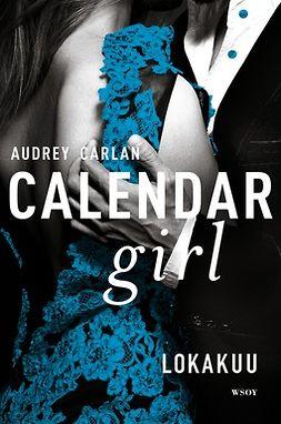Carlan, Audrey - Calendar Girl. Lokakuu, e-kirja