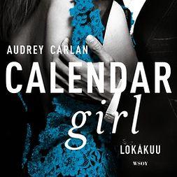 Carlan, Audrey - Calendar Girl. Lokakuu, äänikirja