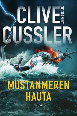 Cussler, Clive - Mustanmeren hauta, e-kirja