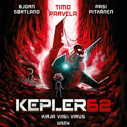 Sortland, Bjørn - Kepler62 Kirja viisi: Virus, äänikirja