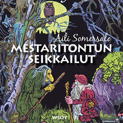 Somersalo, Aili - Mestaritontun seikkailut, äänikirja