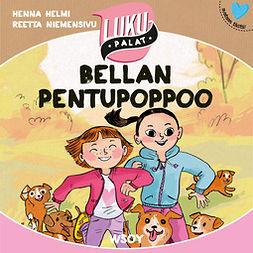 Heinonen, Henna Helmi - Bellan pentupoppoo, audiobook