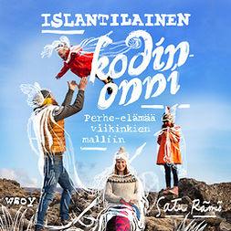 Rämö, Satu - Islantilainen kodinonni, audiobook