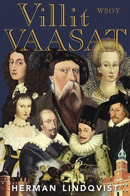 Lindqvist, Herman - Villit Vaasat, e-kirja