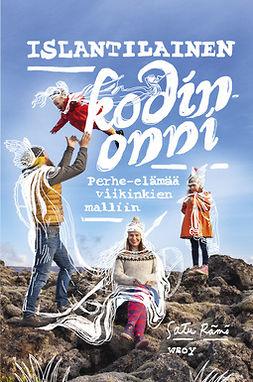 Rämö, Satu - Islantilainen kodinonni, e-kirja