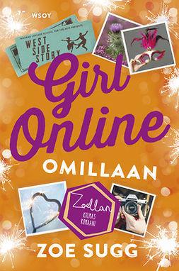 Sugg, Zoe - Girl Online omillaan, ebook