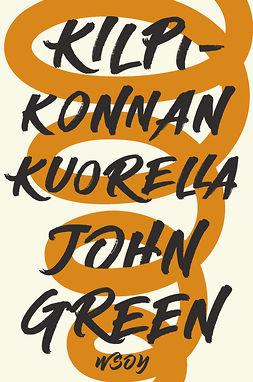 Green, John - Kilpikonnan kuorella, e-kirja
