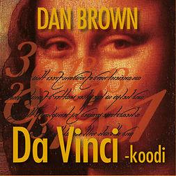 Brown, Dan - Da Vinci -koodi, audiobook