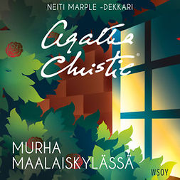Christie, Agatha - Murha maalaiskylässä, äänikirja