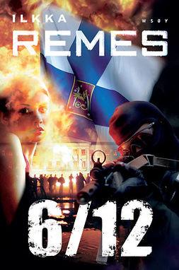 Remes, Ilkka - 6/12, e-kirja