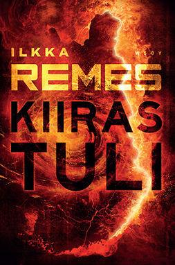 Remes, Ilkka - Kiirastuli: Horna 3, e-kirja