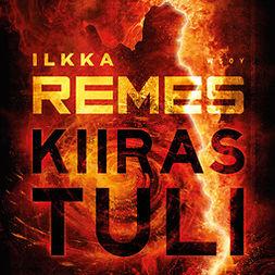Remes, Ilkka - Kiirastuli: Horna 3, äänikirja