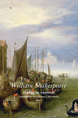 Shakespeare, William - Venetsian kauppias, e-bok