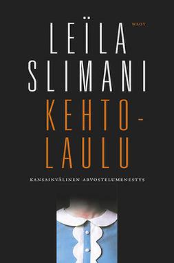 Slimani, Leïla - Kehtolaulu, ebook