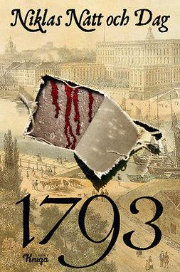 Dag, Niklas Natt och - 1793, e-kirja