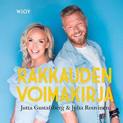 Gustafsberg, Jutta - Rakkauden voimakirja, äänikirja
