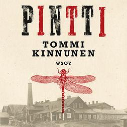 Kinnunen, Tommi - Pintti, audiobook