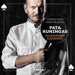 Välimäki, Hans - Patakuningas: Elämä lautasella, audiobook