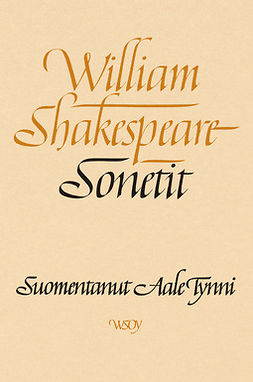 Shakespeare, William - Sonetit, e-kirja