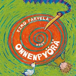 Parvela, Timo - Onnenpyörä, äänikirja