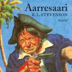 Stevenson, R. L. - Aarresaari, äänikirja