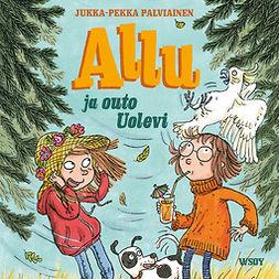 Palviainen, Jukka-Pekka - Allu ja outo Uolevi, audiobook