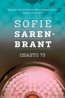 Sarenbrant, Sofie - Osasto 73, e-kirja