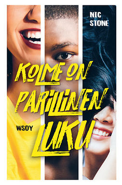 Stone, Nic - Kolme on parillinen luku, ebook