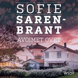 Sarenbrant, Sofie - Avoimet ovet, äänikirja