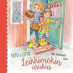 Viinikainen, Taru - Tiltu ja Lettu - Leikkimökin asukas, audiobook