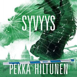Hiltunen, Pekka - Syvyys: STUDIO 4, audiobook