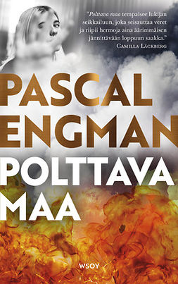 Engman, Pascal - Polttava maa, e-kirja