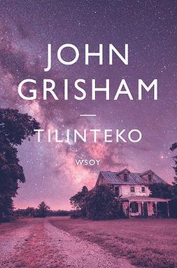 Grisham, John - Tilinteko, e-kirja