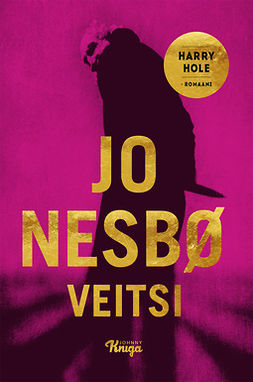 Nesbø, Jo - Veitsi: Harry Hole 12, e-kirja